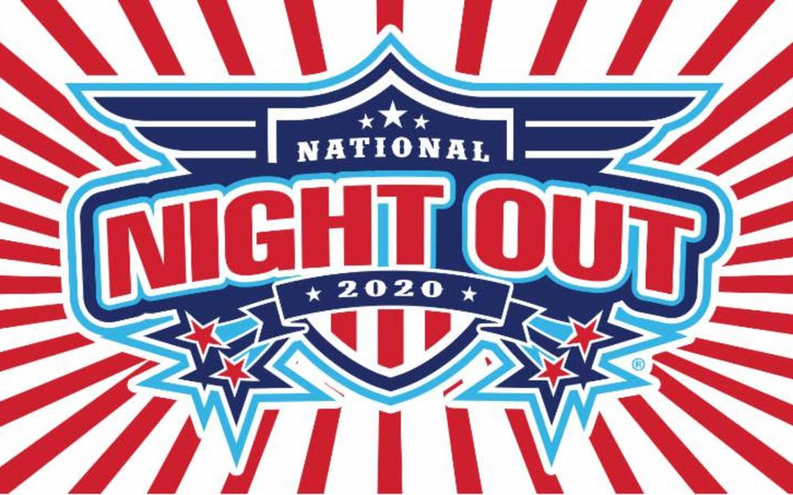 National Night Out 2020 logo