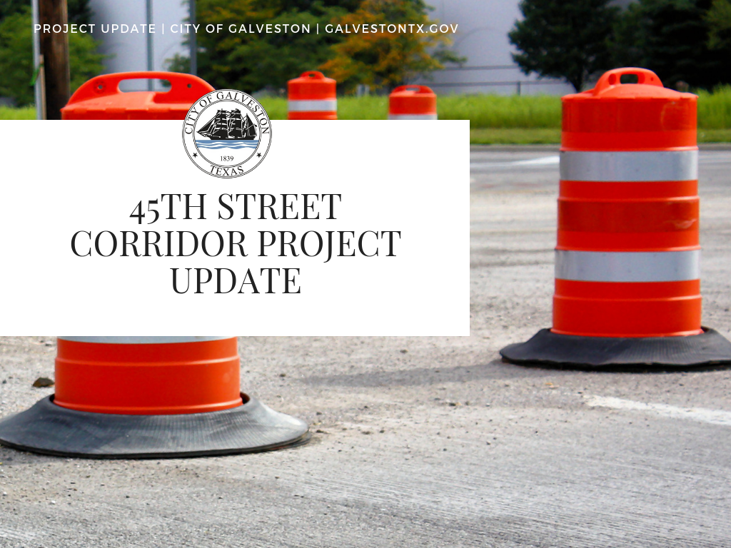 45th Street Project Update