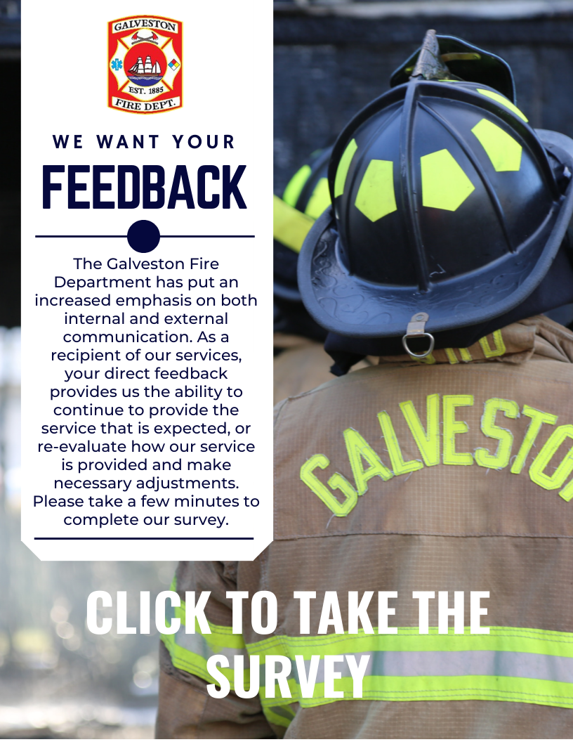 Fire Department feedback(1) Opens in new window