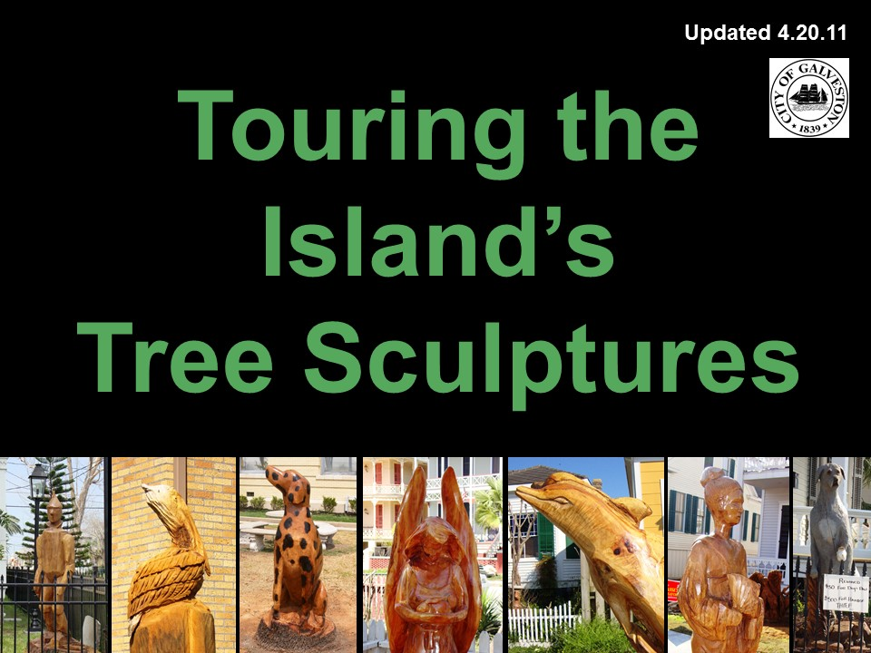 Touring the Island's Tree Sculpture